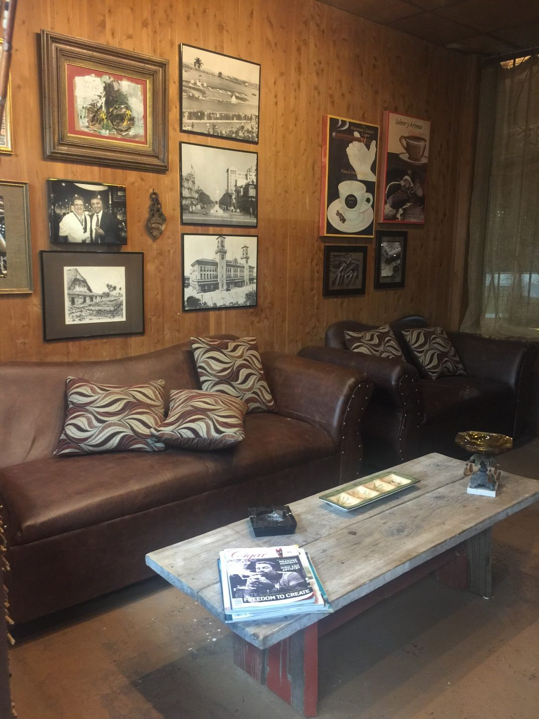 Cigar Factory Tours - On Site Cigars